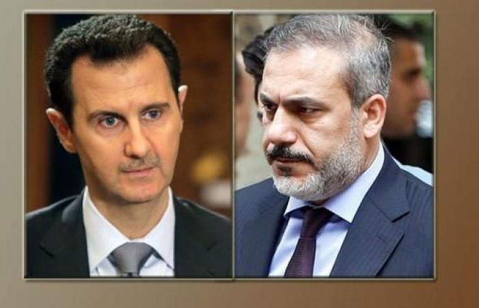 سوريا | مفاجأة.. من التقى الأسد عندما زار طهران؟