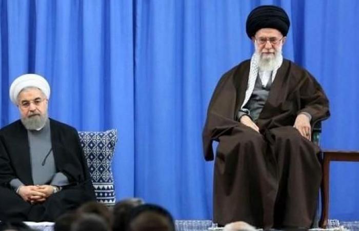 إيران | خامنئي يتنصل من الاتفاق النووي.. ويلوم روحاني