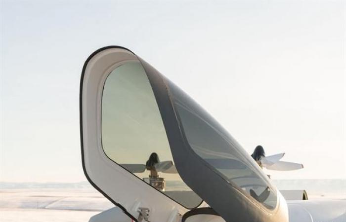 الكشف عن صور رائعة للتاكسي الطائر من 'إيرباص'