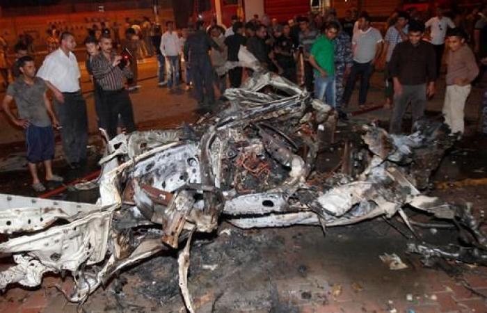 العراق | العراق.. مقتل شخصين وإصابة اثنين في انفجار بالقائم