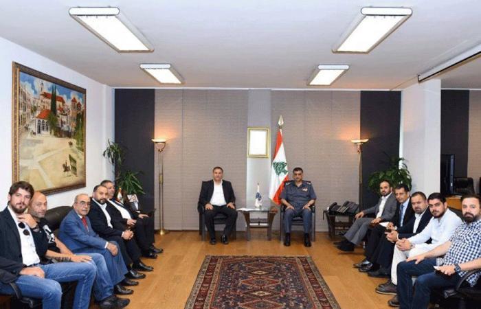 عثمان أكد تطبيق قانون السير على جميع الأراضي اللبنانية