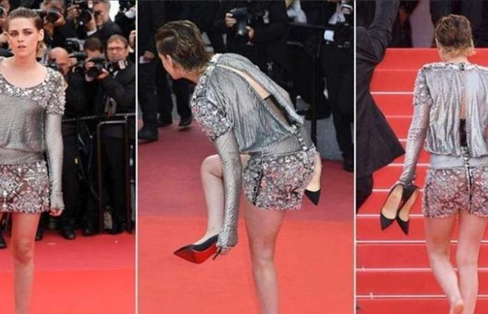 'حذاء غير مناسب' منعها من دخول مهرجان 'كان'.. هكذا انتقمت!