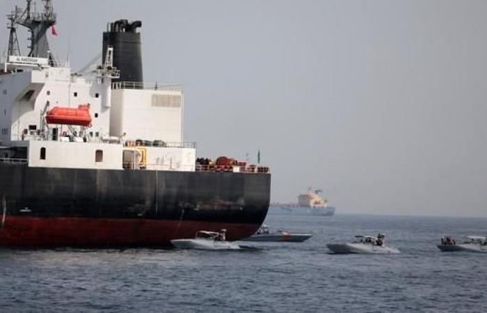 إيران   الجيش الأميركي: الحرس الثوري مسؤول عن تخريب السفن