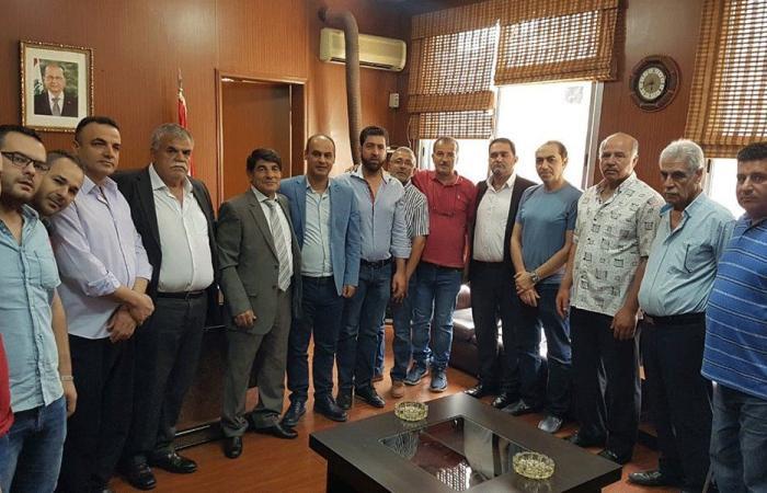 انتخاب رئيس جديد لبلدية كامد اللوز في البقاع الغربي