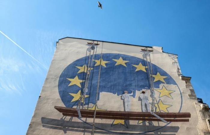 الإيرلنديون والتشيكيون يصوتون في انتخابات البرلمان الأوروبي
