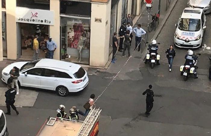 بالصور: انفجار في مدينة ليون الفرنسية