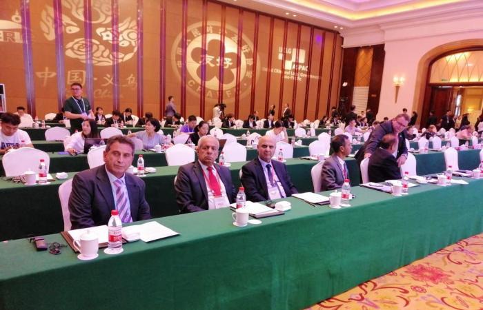 ايوو الصينية' استضافت 'البقاع الأوسط' في مؤتمر 'الحزام والطريق' الاقتصادي