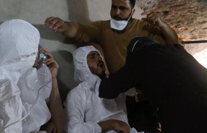 سوريا | فرنسا: لدينا مؤشرات على استخدام سلاح كيمياوي في إدلب