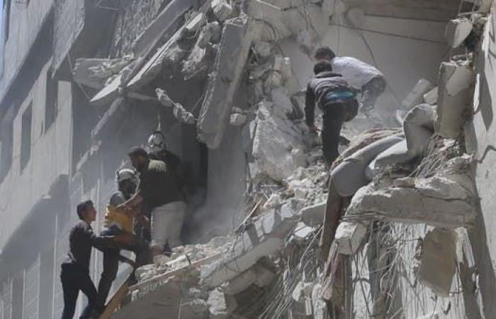 سوريا   تحذير أممي من قصور جهود الإغاثة إثر عمليات عسكرية بإدلب