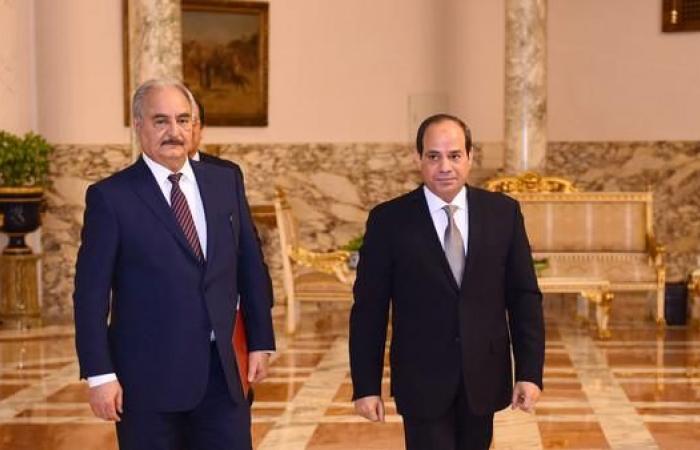 مصر | السيسي بعد تسلم عشماوي: تحيه للصقور والحرب لم تنته