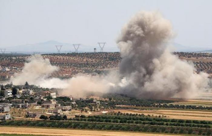 سوريا | إدلب تحت النار.. مقتل 10 مدنيين في قصف للنظام
