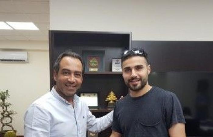 الأنصار يعلن عن تجديد عقد سوني سعد لمدة موسمين
