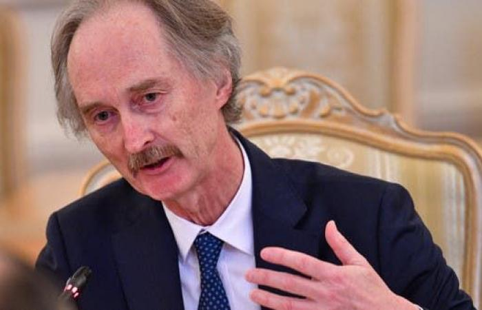 سوريا | بدرسون: روسيا منفتحة على فكرة وقف النار بإدلب