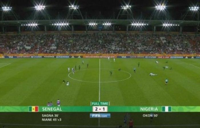 السنغال تتخطى نيجيريا وتبلغ ربع النهائي