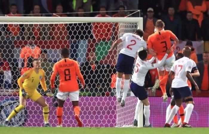 الطواحين الهولندية إلى نهائي دوري الأمم الأوروبية بعد فوز مثير على إنكلترا