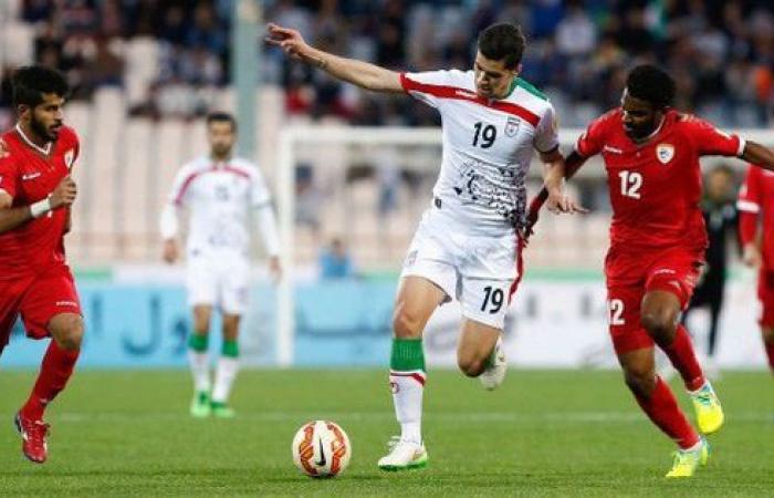 المنتخب السوري يخسر بخماسية نظيفة أمام المنتخب الإيراني بمباراة ودية