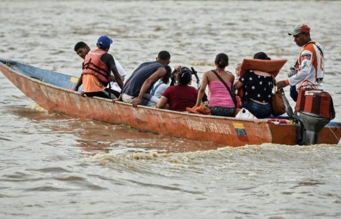3,3 ملايين شخص فروا من فنزويلا منذ 2015