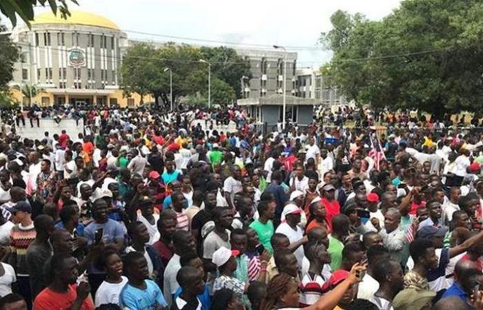 إحتجاجات في ليبيريا بسبب الفساد والتدهور الاقتصادي