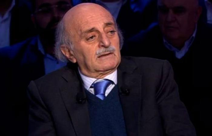 تويتر منصة لنيران صديقة بين جنبلاط والحريري