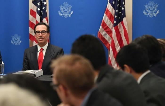 """منوتشن يشيد بالاتفاق الأميركي المكسيكي """"المهم جدًا"""" حول الهجرة"""