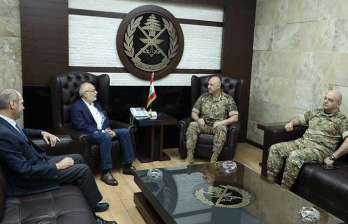 الامتحانات الرسمية بين شهيب وقائد الجيش