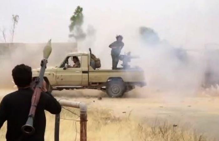 معارك طرابلس.. الجيش الليبي يبدأ هجوما بمحور طريق المطار