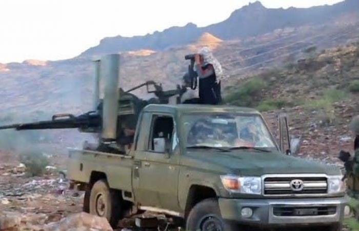 اليمن   الجيش اليمني يهاجم ميليشيات الحوثي شمال صعدة