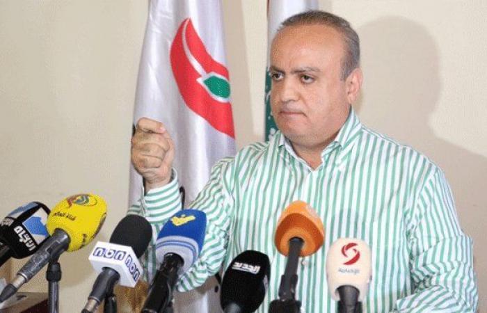 وهاب لباسيل: لنتوقف عن اتخاذ مواقف لا تفيد الناس
