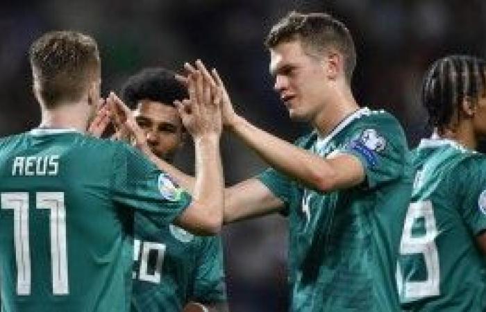 فوز إيطاليا وألمانيا وبلجيكا وتسعة أهداف روسية بتصفيات يورو 2020
