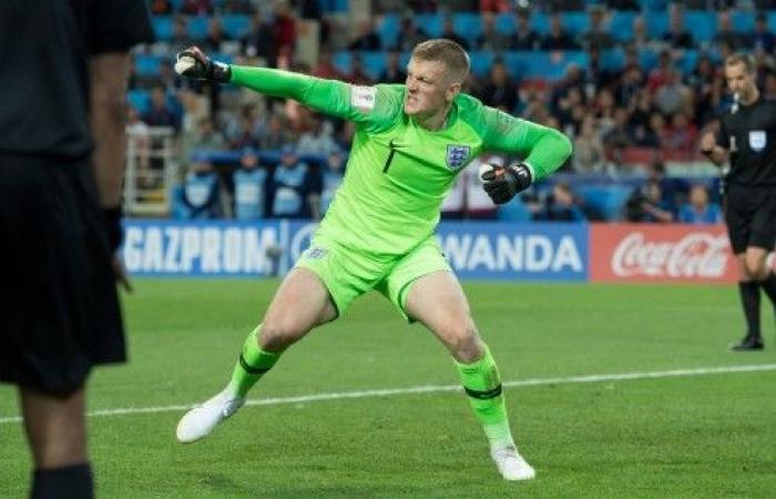 ركلات الحظ تبتسم لإنكلترا امام سويسرا وتهديها المركز الثالث في دوري الامم الاوروبية
