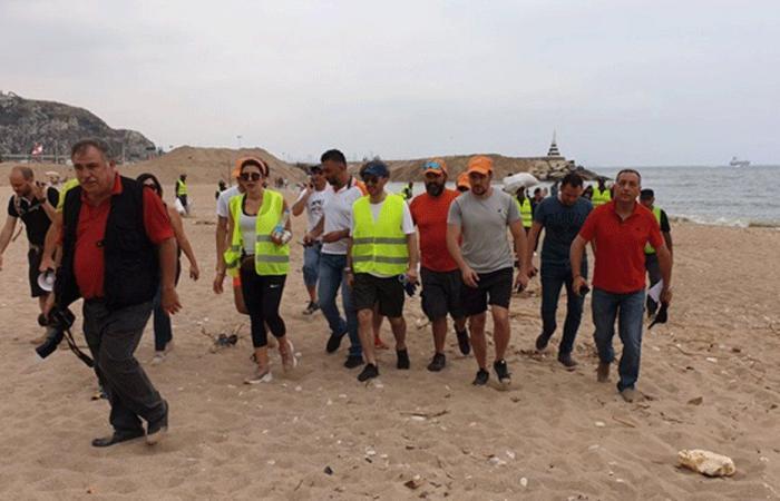 """وزير البيئة: لن نسمح لـ""""الوسخين"""" بتلويث الشاطئ"""