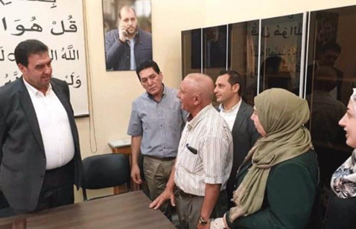 البعريني: ما يهمنا إنقاذ لبنان مما يتخبط به
