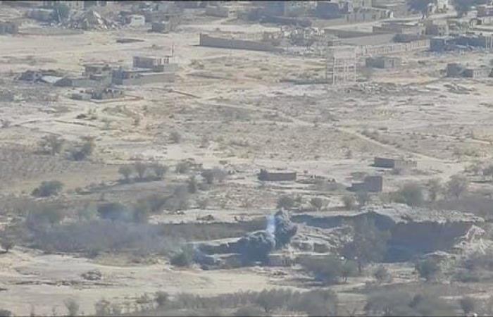 اليمن | الجيش اليمني يقطع طريق إمداد رئيسي في معقل الحوثيين