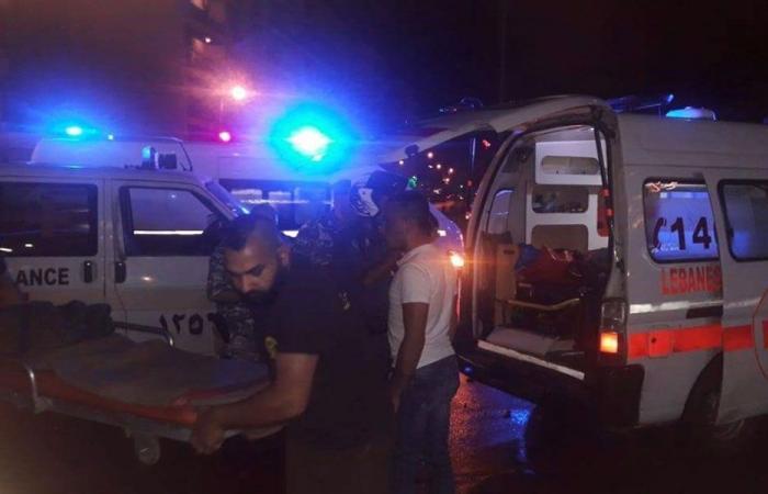 7 جرحى بحادث سير في الجديدة