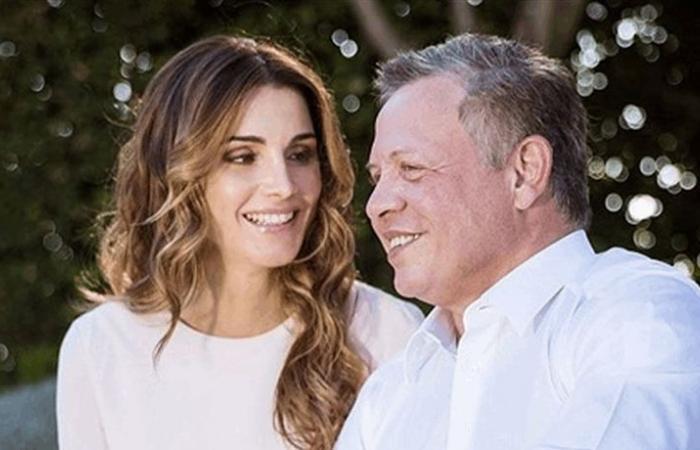 في عيد زواجهما الـ 26.. رسالة حب من الملكة رانيا إلى العاهل الأردني
