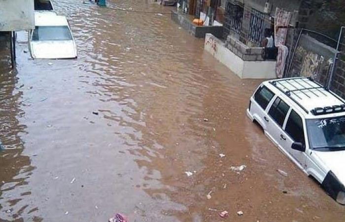 اليمن | اليمن.. تضرر أكثر من 3 آلاف أسرة جرّاء الأمطار