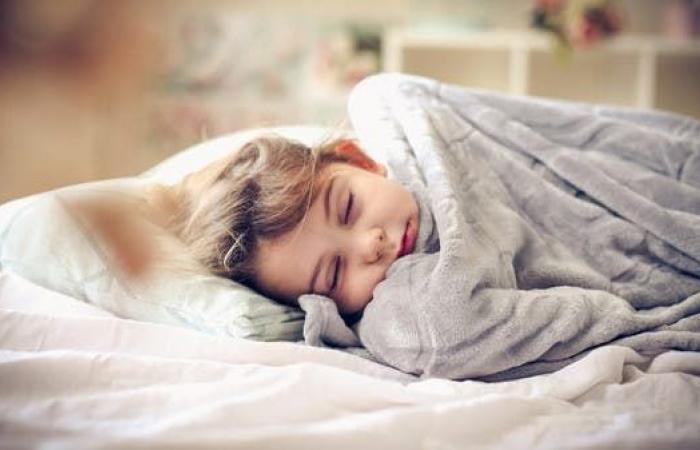 نوم الطفل نهاراً يؤثر بشكل إيجابي على ذكائه