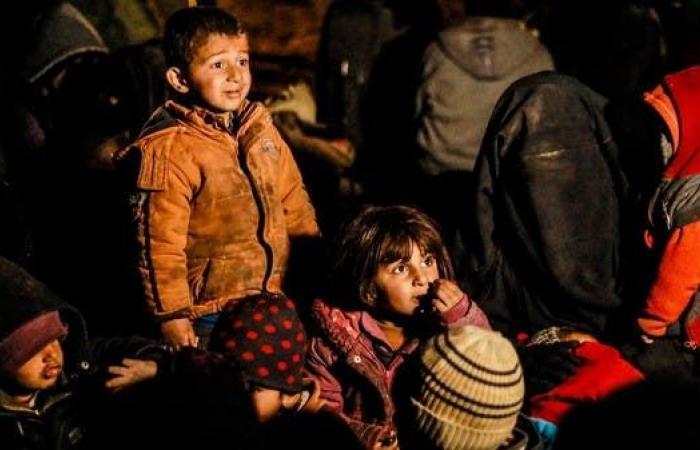 سوريا   وصول 12 طفلا من أيتام داعش إلى باريس