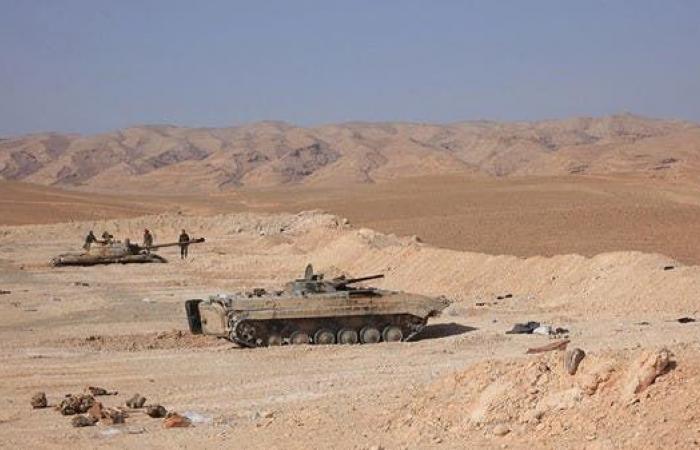 سوريا | حماة..النظام يدفع بأفضل دباباتهلاستعادة قرى من الفصائل