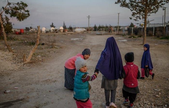 سوريا | أطفال داعش الفرنسيون عالقون.. محامية تلاحق خطاهم