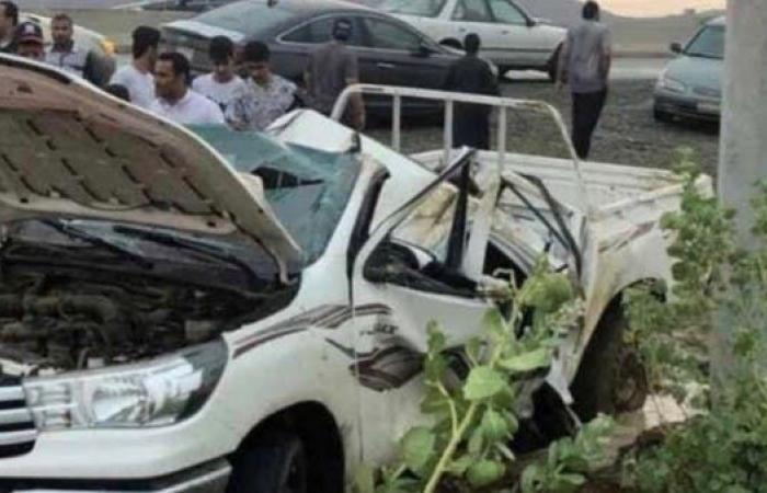 الخليح   بينهما 14عاما.. وفاة سعودي بنفس طريقة والده تصدم جازان
