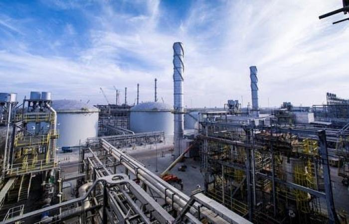 الخليح   السعودية تحلم ببناء إمبراطورية الغاز العالمية