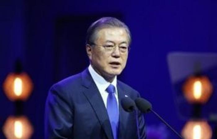 الرئيس الكوري الجنوبي يأمل بلقاء ثالث بين ترمب وكيم