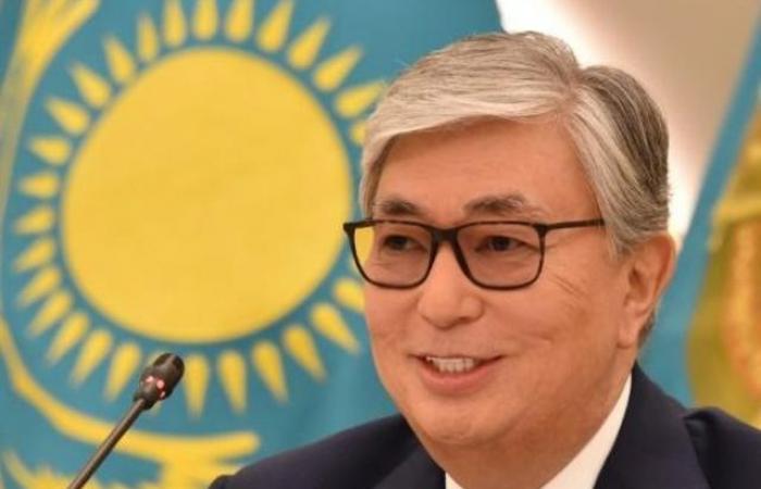 الرئيس الجديد لكازاخستان يؤدي اليمين الدستورية