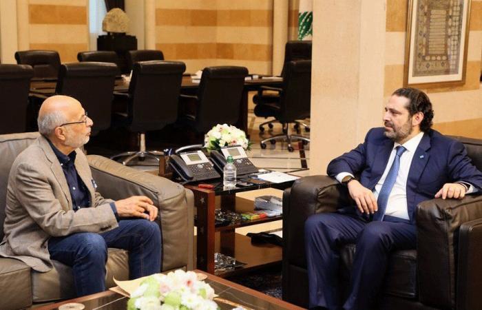 إضراب الجامعة اللبنانية بين شهيب والحريري