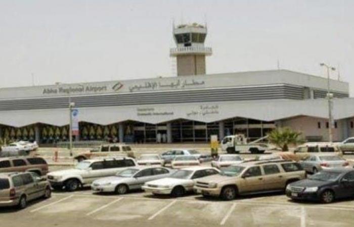 الخليح | شاهد أول صور لمطار أبها بعد استهدافه من قبل ميليشيا الحوثي