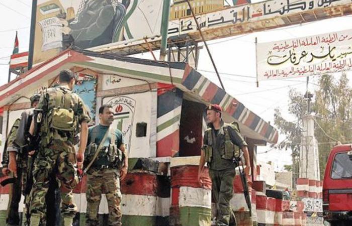 """بعد """"العنكبوت""""… الحملة الفلسطينية على المخدرات مستمرة"""