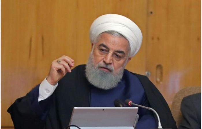 روحاني: الولايات المتحدة تهديد خطير للاستقرار الإقليمي والدولي