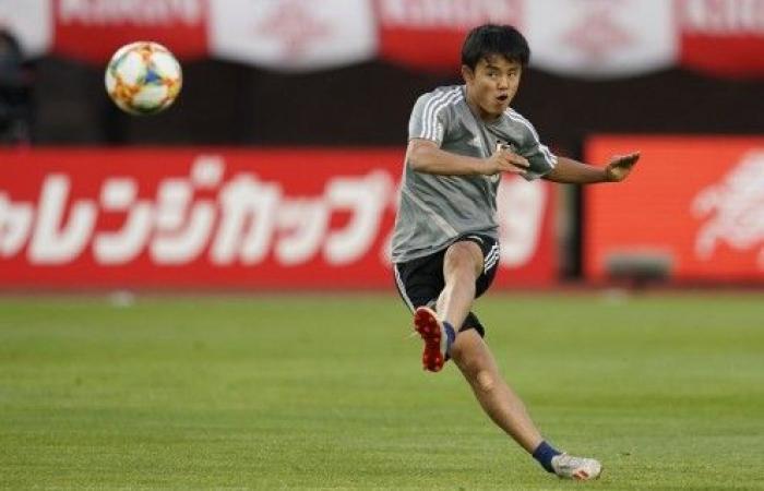 """ريال مدريد يضم """"ميسي الياباني"""""""