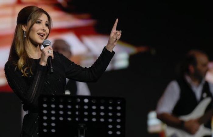 "نانسي عجرم للسعوديين: ""جمهور ولا أروع"""
